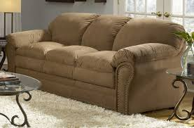 homelegance sabrosa sofa collection in brown microfiber u9841br