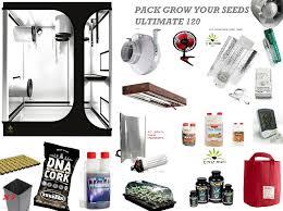 kit chambre de culture cannabis chambre de culture complete grow your seeds 120 cannabis