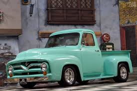 Classic 1954 Ford F-100 Pickup For Sale #2061 - Dyler 10 Classic Pickups That Deserve To Be Restored 1002cct01ontagefordtexacoserveclasspiuptruck Ford Trucks For Sale Jdncongres Blue Pickup Truck Fleece Blanket For By Edward Vintage Cars Marbella Spain Coast Classics 1957 F100 On Autotrader Backyard Thief River Falls Mn 1955 Used Dodge C3b6108 At Webe Autos Old New Lover Warren The 7 Best And Restore Alabama Archives Poor Mans Restoration