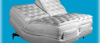 Orthomatic Adjustable Bed by Latex Mattress Toppers Memory Foam Folding Guest Beds