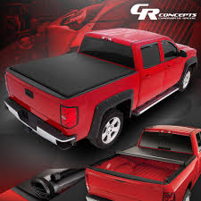 100 How To Make A Truck Bed Cover ROLLUP TRUCK BED TOP VINYL SOFT TONNEU COVER FOR 0414 FORD F150