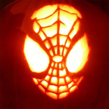 Spiderman Pumpkin Stencils Free Printable by 28 Geeky Jack O Lanterns You Can Carve This Halloween