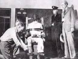 la chaise electrique peine de mort la chaise électrique la cruauté de l homme n a