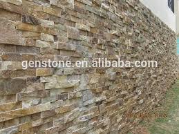 mur de separation exterieur rouillée ardoise de culture extérieur mur de séparation de