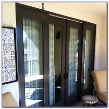 French Patio Doors With Internal Blinds by Patio Doors With Built In Blinds Interior Design