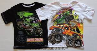 MONSTER JAM Truck Boys 4 5 6 7 Tee SHIRT Top GRAVE DIGGER El Toro ... The Blot Says Hundreds X Bigfoot Original Monster Truck Shirts That Go Little Boys Big Red Tshirt Jam Grave Digger Uniform Black Tshirt Tvs Toy Box Monster Jam 4 5 6 7 Tee Shirt Top Grave Digger El Toro Check Out Our Brand New Crew Shirts From Dirt Blaze And Birthday Shirt Raglan Kids Tshirts Fine Art America Truck T Lot Of 8 Adult Large Shirts Look Out Madusa Pink Tutu Dennis Anderson 20th Anniversary Team News Page 3 Of Crushstation Monstah Lobstah Truckjam Birtday Party Monogram