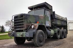 Dump Truck | Oshkosh Equipment Sales, LLC
