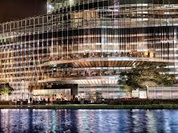100 The Armani Hotel Dubai Inaugurates Three Terraces Design Events IFDM