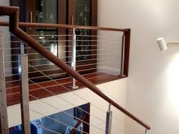 Interior Cable Railing In Norwalk, CT - Riverside Fence Stainless Steel Cable Railing Systems Types Stairs And Decks With Wire Cable Railings Railing Is A Deco Steel Guardrail Deck Settings And Stalling Post Fascia Mount Terminal For Balconies Decorations Diy Indoor In Mill Valley California Keuka Stair Ideas Best 25 Ideas On Pinterest Stair Alinum Direct Square Stainless Posts Handrail 65 Best Stairways Images Staircase