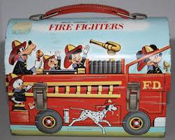 100 Fire Truck Lunch Box Disney Firetruck Lunch Box