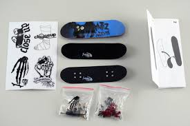 REVIEW: Close Up Fingerboard Gen4 – Plastic And Plush