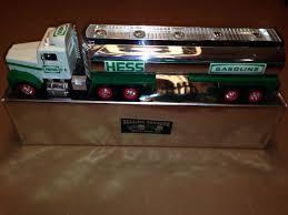 100 Hess Toy Trucks 2013 Original Chrome Tanker Bill Graifer Truck Artist Pinterest