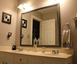 Lowes Canada Bathroom Cabinets by Marvellous Large Vanity Mirrors And Bathroom Decoration Framed Or
