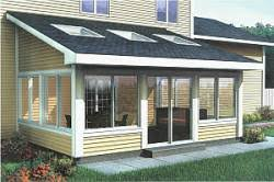Sunroom Plans Photo by Sunroom Addition Shed Roof Plans All Things Sheds
