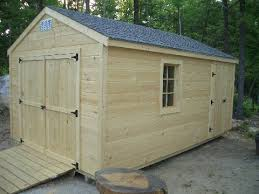 10 X 16 Shed Plans Gambrel by Pictures
