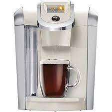 Keurig K425 Coffee Maker Color Sandy Pearl