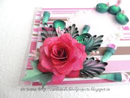Cards Crafts Kids Projects Handmade Paper Flowers