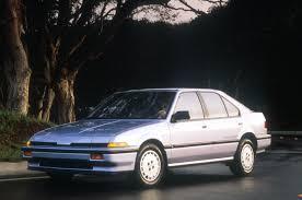 Hatch Heaven  Acura Integra RS 5 door 1986