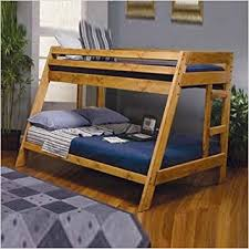 Amazon Wrangle Hill Twin Over Full Bunk Bed Kitchen & Dining