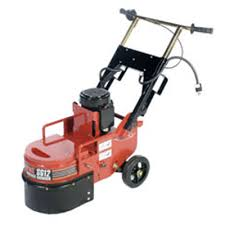 husqvarna pg 450 concrete floor grinder rental works