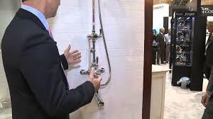 Perrin And Rowe Faucets by Rohl And Perrin U0026 Rowe Live From Kbis 2013 Youtube