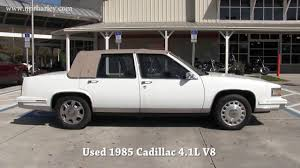 1985 Cadillac For Sale On Craigslist - YouTube