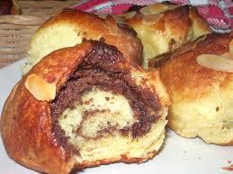 recette de brioche maison brioche roulée au nutella recette nutella brioche et