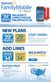 Walmart Family Mobile Staying in Touch on a Bud