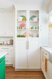 Painting Kitchen Cabinets Antique White HGTV Ideas