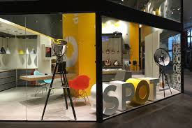 SPOT Furniture Lighting Store By FAL Design Estrategico Sao Paulo Brazil