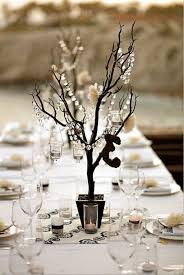Wedding Centerpiece Tree Branch By Pikssik
