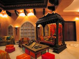 Indian Living Room Furniture Ideas Themed In Your Home Decor Will Look More