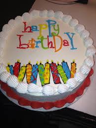 Dairy queen birthday cake Decorating Ideas