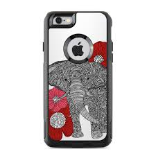 OtterBox muter iPhone 6 Case Skin The Elephant by Valentina