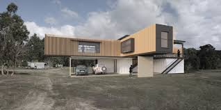 100 Houses Built From Shipping Containers Australia Sea Container Home Lanigan Architects Perth