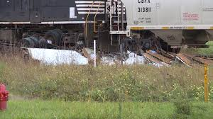 UPDATE: One Dead In Crash Of USPS-contracted Truck With Train