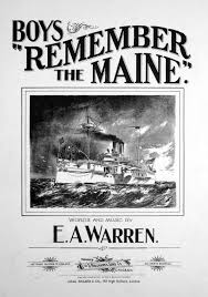 in death unafraid history memory and the uss maine part ii