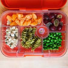Healthy Toddler Lunch With Lots Of Color