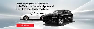 New And Pre-owned Porsche Dealer In Tulsa OK | Jackie Cooper Porsche