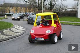 Real Life Little Tikes Crazy Coupe Is For Sale On EBay! - Hot Rod ...