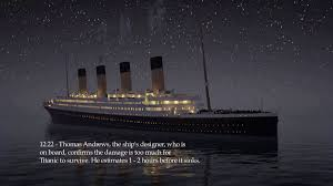 Ship Simulator Titanic Sinking 1912 by A Spectacular Movie That Titanic Really Can Experience In Real