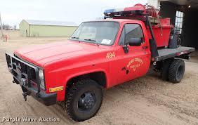 100 Used Brush Fire Trucks 1987 Chevrolet Brush Fire Truck Item DG2907 SOLD Januar