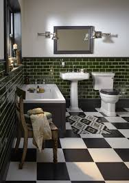 heritage bathrooms wynwood suite with fitted cast iron bath