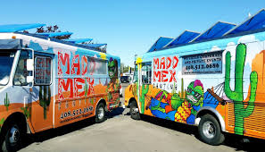 Madd Mex Cantina Food Trucks | Catering Mexican, Asian, Cali Fusion ...