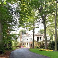 100 Landry Design Group The Drive Is Curved By Design Revealing The House On Approach By