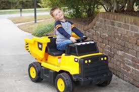 100 Kids Dump Truck Best Ride On Toys Kid Trax CAT Mining