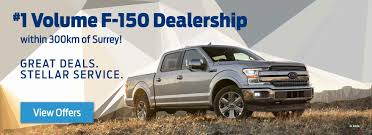 New & Used Ford Dealership In Surrey | Hallmark Ford Sales
