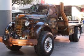 100 Rat Rod Tow Truck BangShiftcom Welderup
