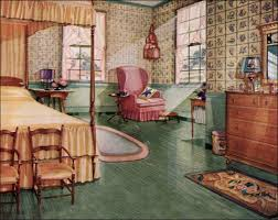 1928 armstrong colonial style bedroom 1920s design inspiration