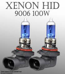 x2 9006 hb4 100w xenon halogen light bulbs white low beam
